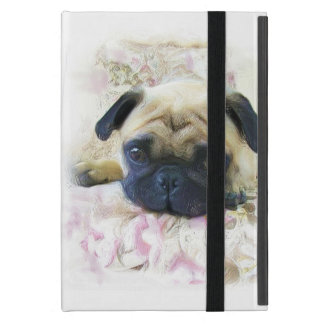 Pug Dog iPad Mini Case