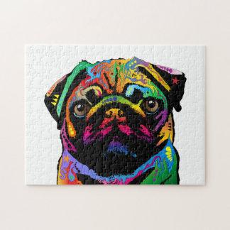 Pug Dog Jigsaw Puzzle