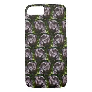 Pug dog pattern iPhone 8/7 case