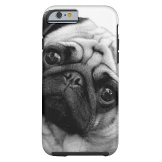 Pug Dog Tough iPhone 6 Case