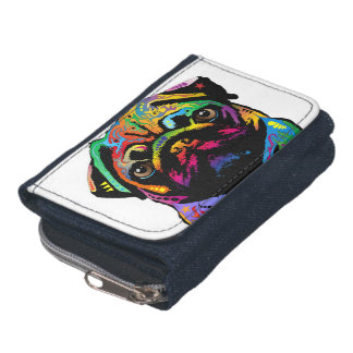 Pug Dog Wallet