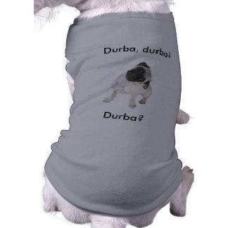 Pug - Durba Doggie Tshirt