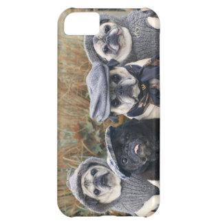 Pug Fall Fashion Phone Case