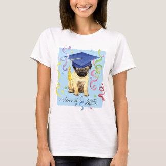Pug Graduate T-Shirt