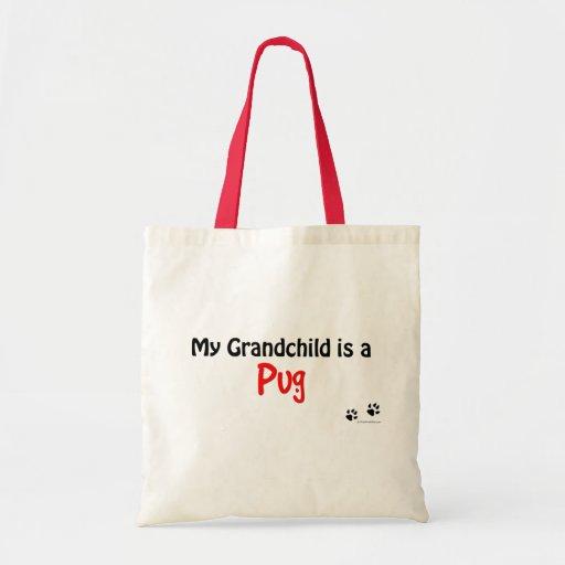 Pug Grandchild Bag