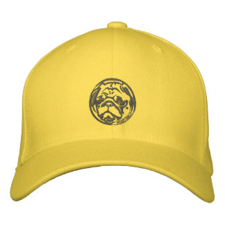 PUG HAT EMBROIDERED CAP