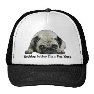 Pug Hugs Hat