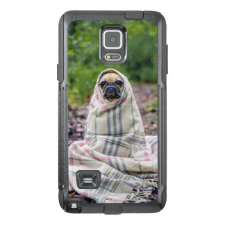 Pug in a Blanket OtterBox Samsung Note 4 Case