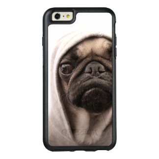 Pug In A Hoodie OtterBox iPhone 6/6s Plus Case