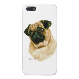 Pug iPhone 5/5S Cases