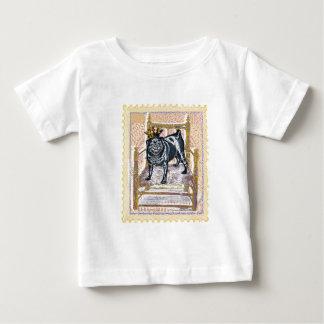 Pug King Baby T-Shirt