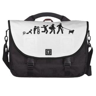 Pug Laptop Computer Bag