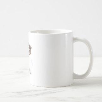 Pug Leia Coffee Mug