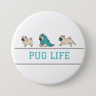 Pug Life Button