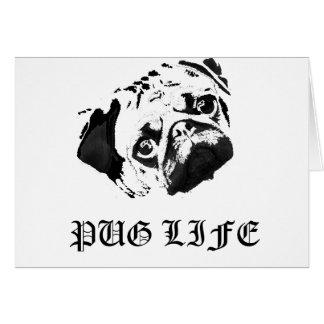 Pug Life Cards
