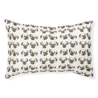 Pug Life Dog Bed
