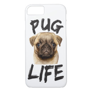 Pug Life iPhone 8/7 Case