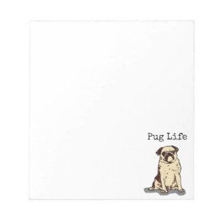 Pug Life Notepad
