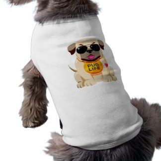 Pug Life pet clothing