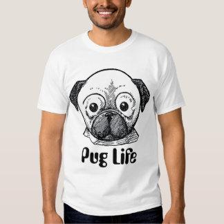 Pug life shirts