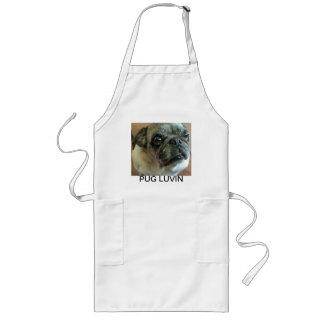 Pug long apron