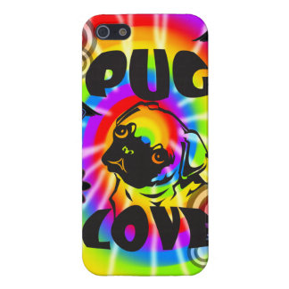 Pug Love IPhone Case Case For iPhone 5/5S