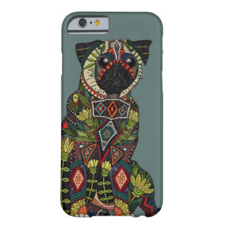 pug love juniper barely there iPhone 6 case