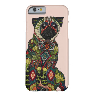 pug love pale dogwood barely there iPhone 6 case