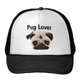Pug Lover 2.png Trucker Hats