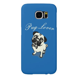 Pug Lover marries Samsung Galaxy S6 Cases