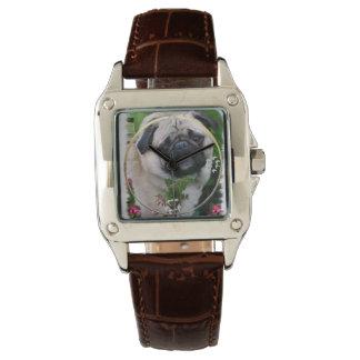 Pug Lovers Art Watch