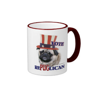 Pug Lovers Gifts Coffee Mugs