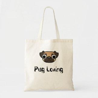 Pug Loving Bag