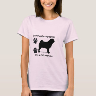 pug mama t shirt
