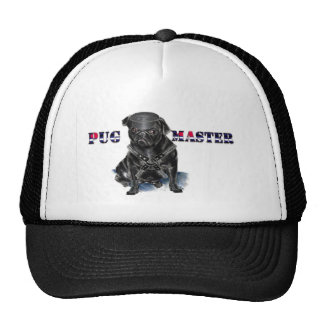 Pug Master Cap