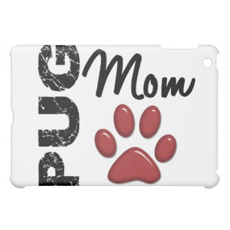 Pug Mom 2 Cover For The iPad Mini