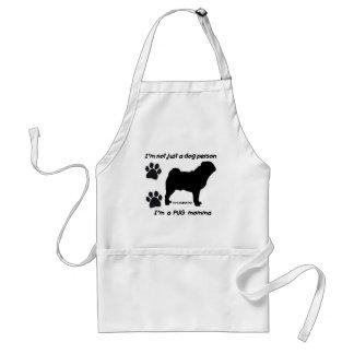 pug momma standard apron