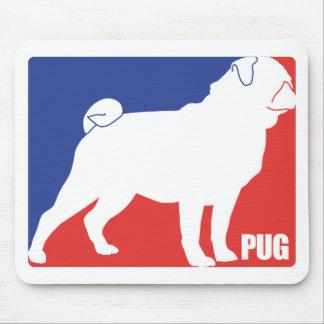 PUG MOUSE MATS
