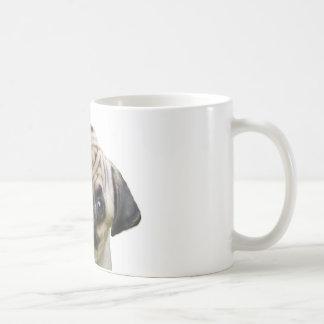 pug coffee mugs