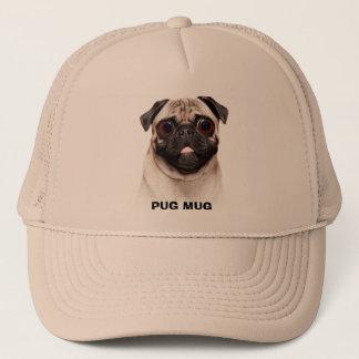 PUG MUG TRUCKER HAT