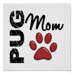 Pug Mum 2 Poster