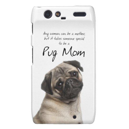 Pug Mum Droid Razer Case