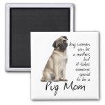 Pug Mum Magnet