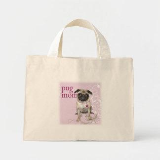 Pug Mum Tote Bag