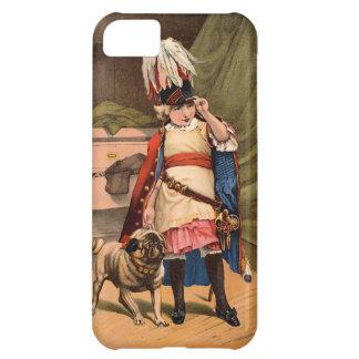 pug nashes iPhone 5C case