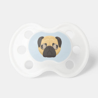 Pug Pacifier