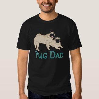 Pug Pair Dog Dad Shirts
