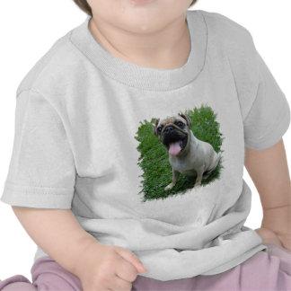 Pug Photo Baby T-Shirt