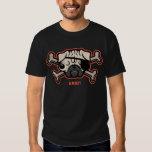 Pug Pirate 21213 Tshirts