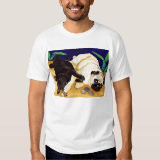 Pug Play T-Shirts